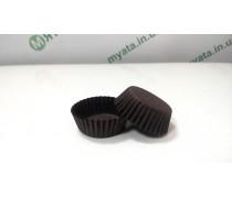 Бумажные формочки для конфет Коричневые