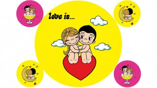 Love is 12