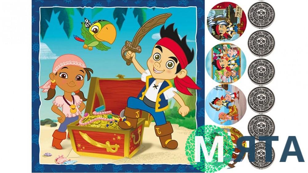 Джейк и пираты 3