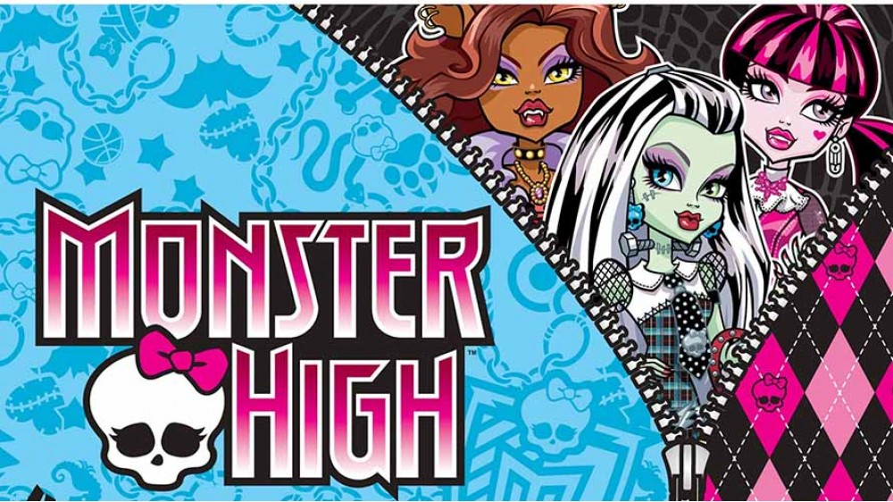 Monster High постер