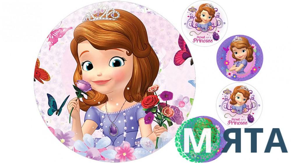 Принцесса София 3