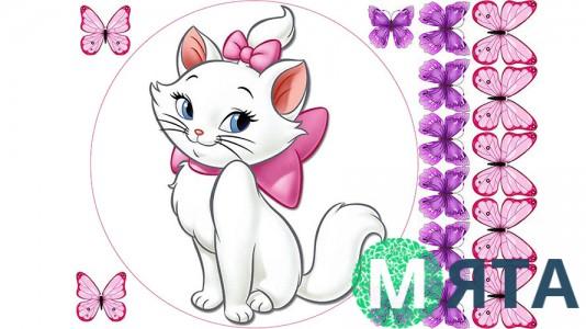 Кошечка Мари 1