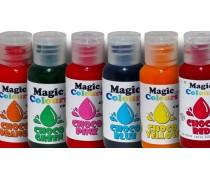 Красители для шоколада Magic Colours