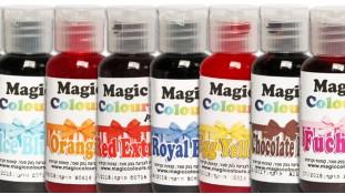 Красители гелевые Magic Colours Pro