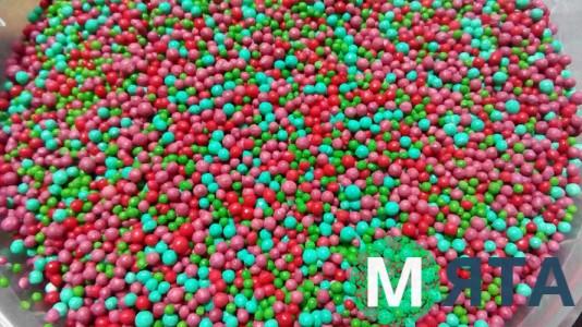 Сахарная посыпка Нонпарель микс