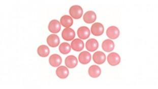 Сахарные шарики Жемчуг розовый