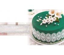 Кружево для торта №181