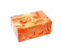 Коробка 18х12х8 см (2 капкейка) Orange Love
