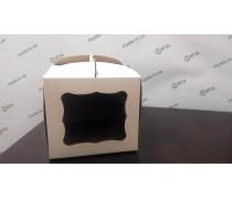Коробка 23х23х21
