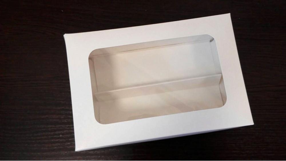 Коробка для макаронов, зефира