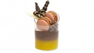 Стаканчики для десертов Цилиндр