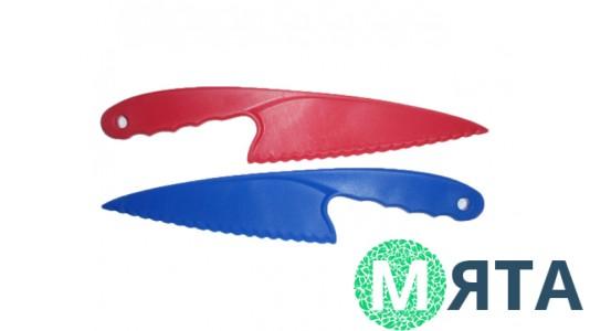 Нож для теста кондитерский пластиковый