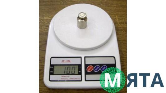 Весы электронные. 10 кг