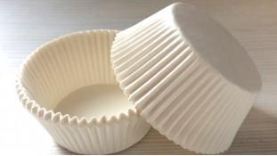 Бумажная форма рифленная 60х35 мм