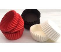 Бумажные формочки для конфет 30х16