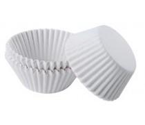 Бумажная форма для кексов Белая 50х30 мм