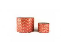 Бумажные формы для куличей Хохлома, 134х95 мм