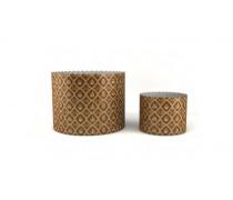 Бумажные формы для куличей ХВ, 110х85 мм