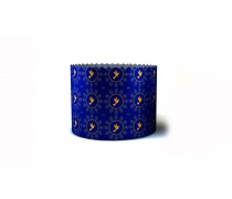 Бумажные формы для куличей Синяя ХВ 110х85 мм