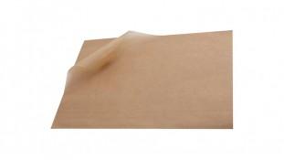 Пергаментная бумага бурая, 1 лист