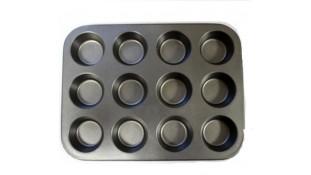 Форма для выпечки Маффины, 12 ячеек