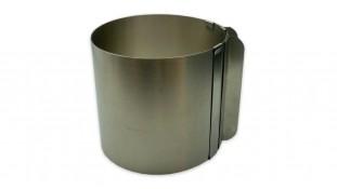 Раздвижное кольцо для гарнира и бисквита, высота 20 см