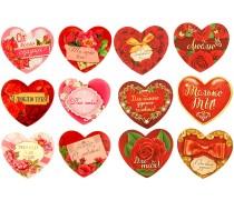 Съедобные валентинки для пряников и печенья