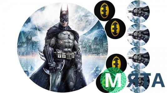 Бэтмен 1