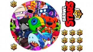 Brawl Stars  (Бравл Старс) 6