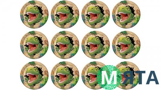 Динозавры 3
