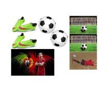 Футбол. Роналду