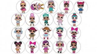Куклы Лол 8