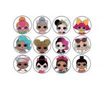 Куклы Лол 12