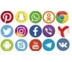Логотипы соцсети