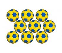 Съедобная картинка Мячики 2