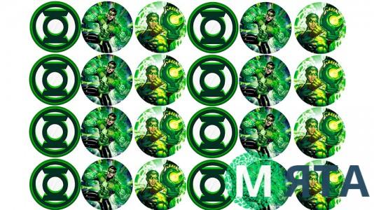 Зеленый Фонарь 2