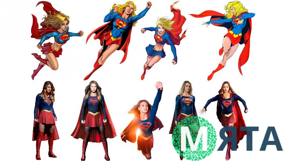 Суперженщина
