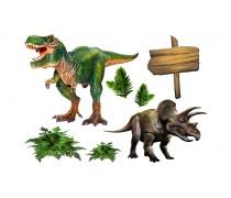 Динозавры 5