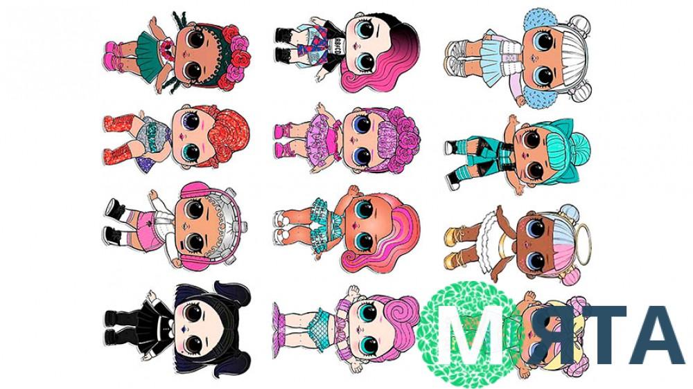 Куклы Лол 26