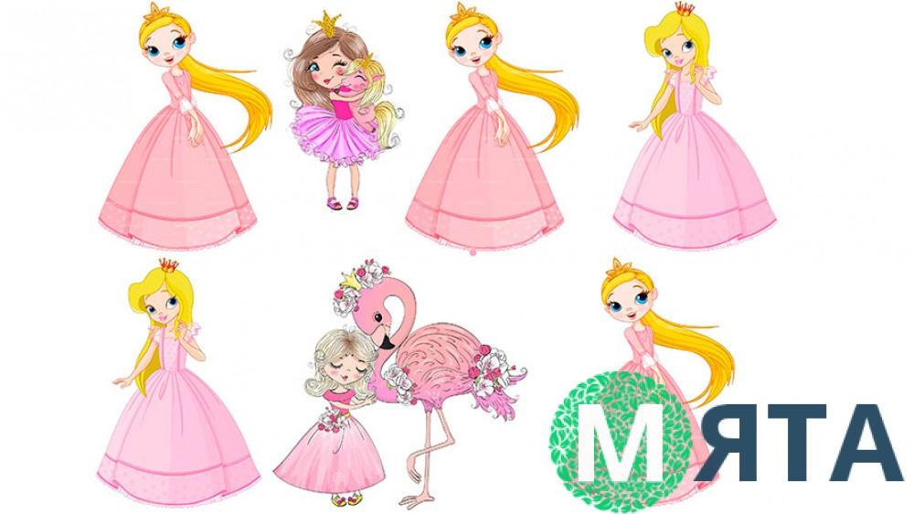 Принцессы 8