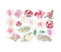 """Съедобная картинка """"Цветы"""" 22"""