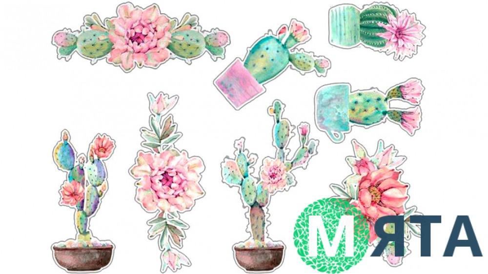 Съедобная картинка Цветы 23