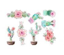 """Съедобная картинка """"Цветы"""" 23"""