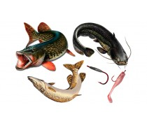 Съедобная картинка Рыба