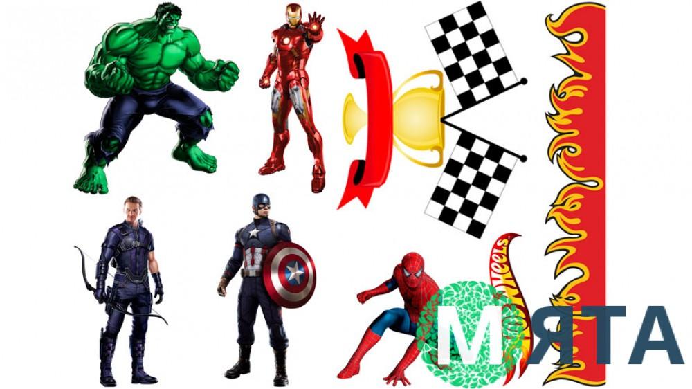Супергерои 17