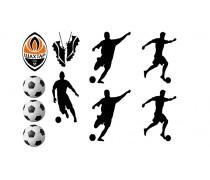 Съедобная картинка Футбол Шахтар 10