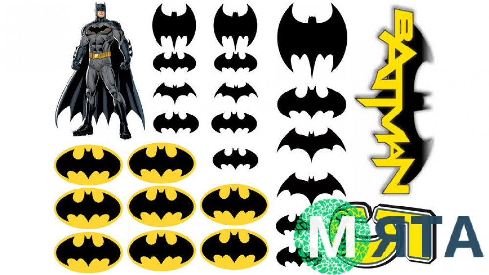 Супергерои Бетмен
