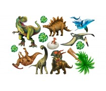 Динозавры 12