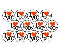 Я люблю 90е