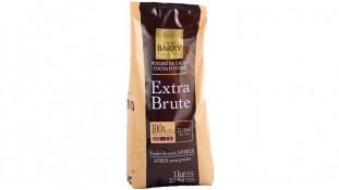 Какао порошок Cacao Barry EXTRA BRUTE